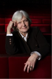 Photo of Neighborhood Playhouse graduate, Joanne Woodward.