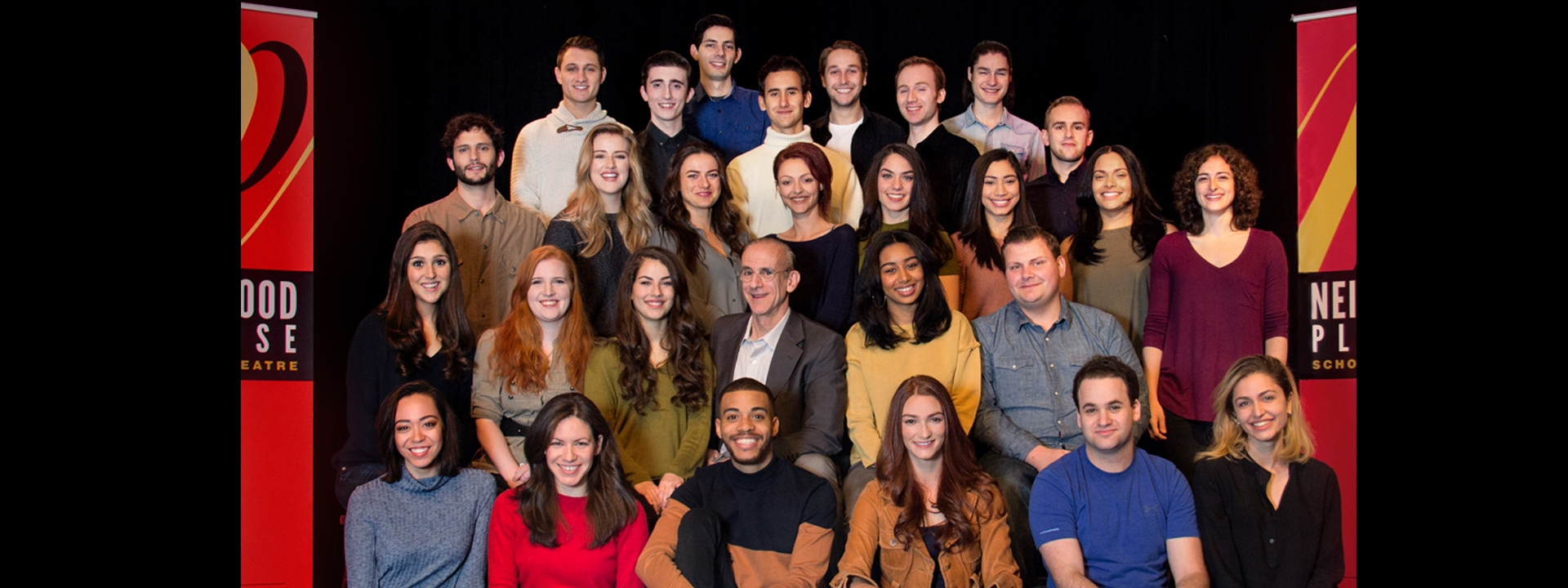 The Class of 2017 joins an 89 year legacy of excellence in actor training.