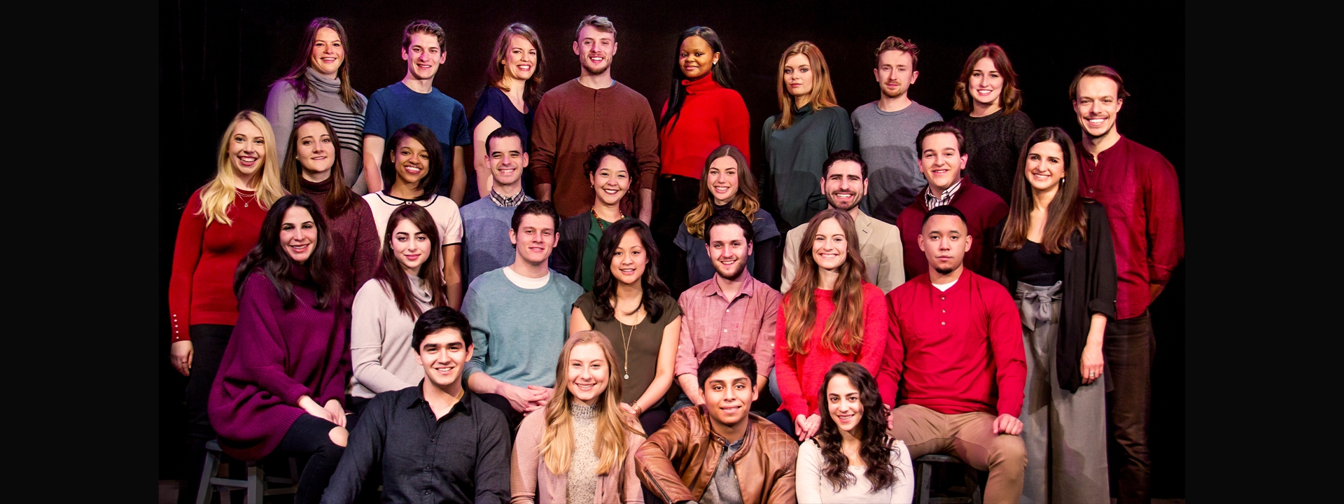The Class of 2018 joins a 90 year legacy of excellence in actor training.